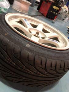 持ち込みタイヤ交換 スタッドレス履き替え タイヤ保管