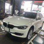 持ち込みタイヤ交換 BMW 3シリーズ F31